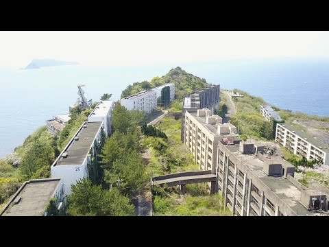 ABANDONED ISLAND/GHOST TOWN PART 2