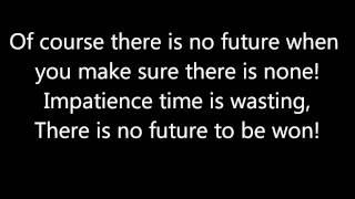 Anti-Flag Rotten Future (Lyrics)