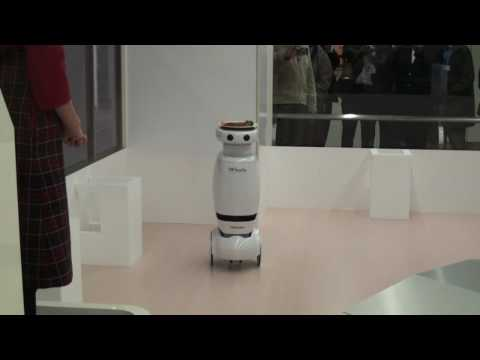 Wheelie Robot Is Adorable But Performs Useless Task