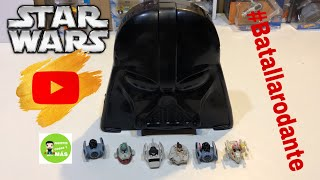 Star wars Battle Rollers the Hot Wheels