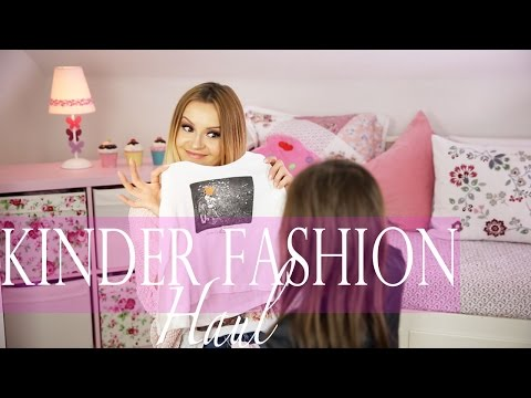 Kinder Fashion try on HAUL I PatrycjaPage