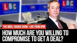 The Nigel Farage Show 14 October 2019