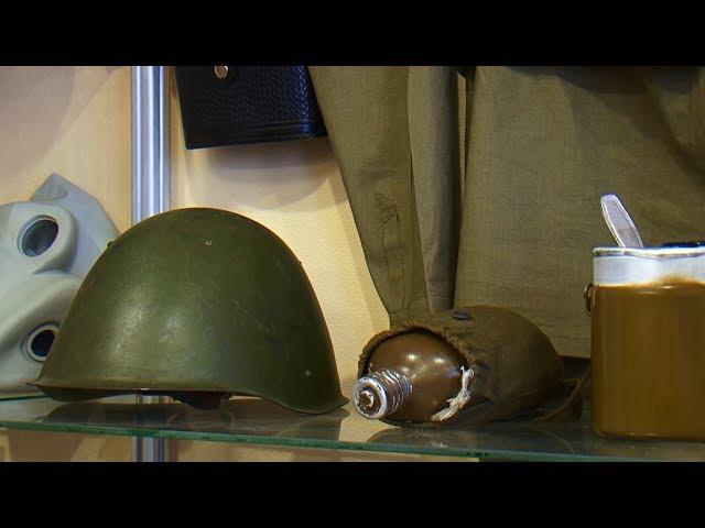 Свой музей появился в ДОСААФ