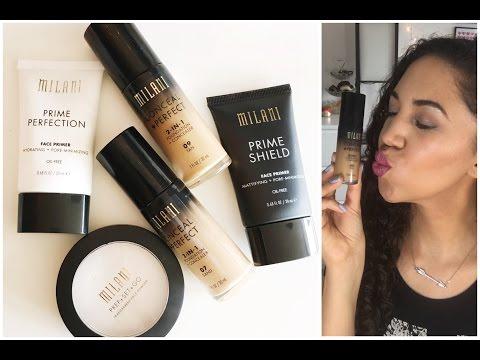 Prep Set Go Transparent Face Powder by Milani #8