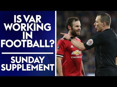 Could VAR technology RUIN football!?   Sunday Supplement   Full Show