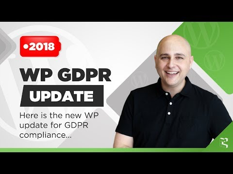 WordPress GDPR Compliance Update & Privacy Policy Generator Mp3