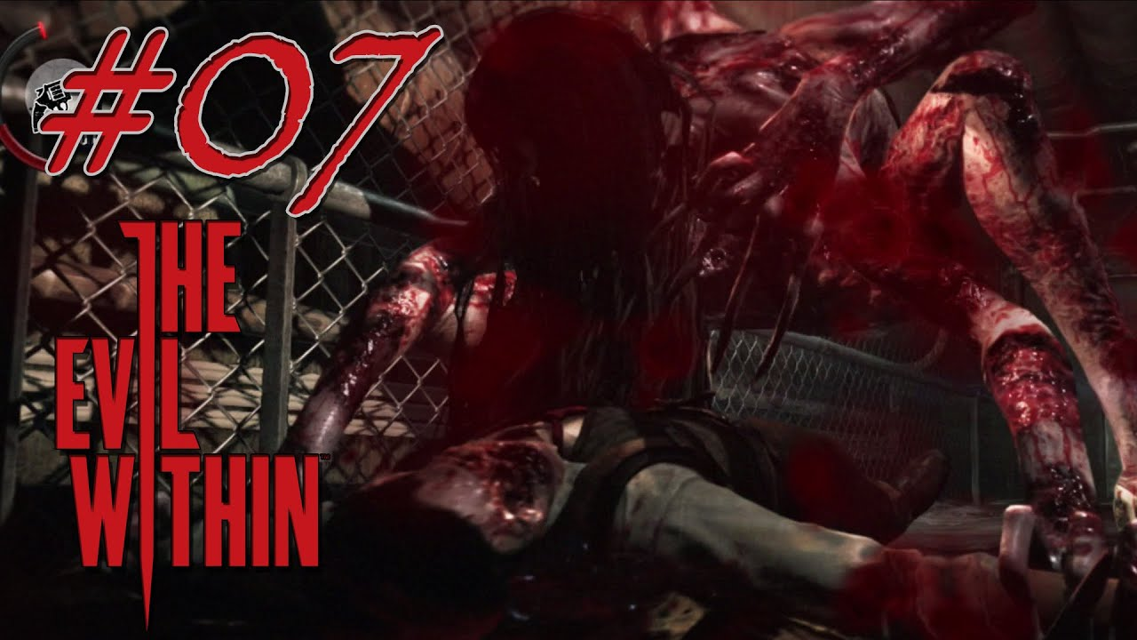 [Let's Play] The Evil Within – 07 – Ekelhaftes Weib