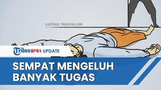 Fakta di Balik Tewasnya Mahasiswi di Yogyakarta, Korban Sempat Mengeluh Banyak Tugas kepada Kakak