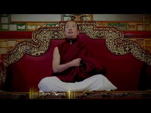 About Peace H H Sakya Trizin Ratna Vajra Rinpoche