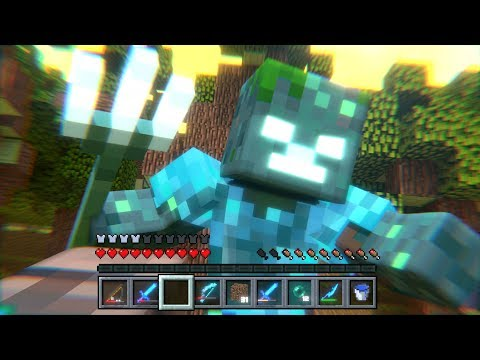 Annoying Villagers 33 - Minecraft Animation