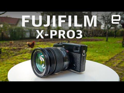 External Review Video Y_v-Jiv6iCA for Fujifilm X-Pro3 APS-C Camera