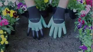 New Product : Garden Genie Gloves ~ Quick & Easy Way to Garden