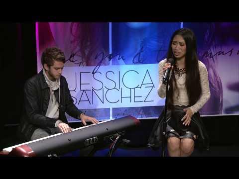 Zedd & Jessica Sanchez -- Clarity -- Glee Version Acoustic