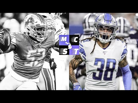 Detroit Lions Re-Signed CB Mike Ford & Cut LB Christian Jones & Center Russell Bodine!!!