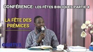 """Conférence sur les rendez-vous """"fêtes"""" bibliques - Partie 4"""