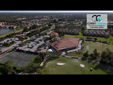 Foxfire Golf & Country Club Naples FL Clubhouse Real Estate Homes & Condos