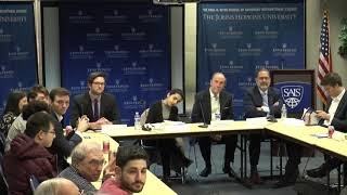 "SAIS Review Launches ""The State of the Fourth Estate"""