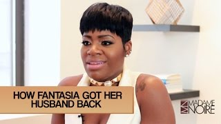 Fantasia Talks Power Of Spiritual Fasting & Getting Husband Back | MadameNoire