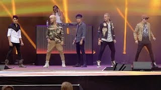 CNCO   Se Vuelve Loca (Live From Norway Cup 2018)