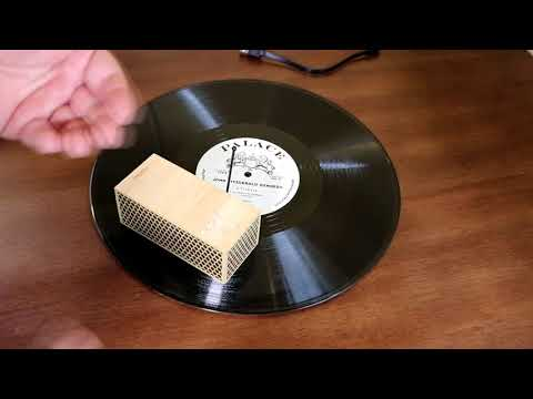 RokBlok (vinyl killer) Wireless Portable Record Player review