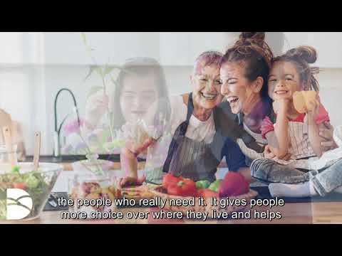 See our short video for further information about Better Lives