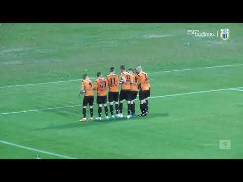 Skrót meczu Stomil Olsztyn - Chrobry Głogów 0:2