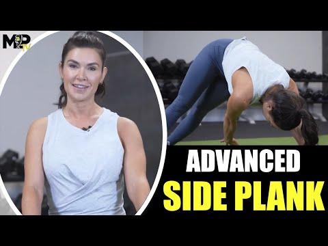 Advanced Side Planks