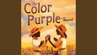 """Video thumbnail of """"Original Broadway Cast Of The Color Purple - I'm Here"""""""