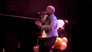 Chrisette Michele - Fragile at Rams Head Live 01.21.11