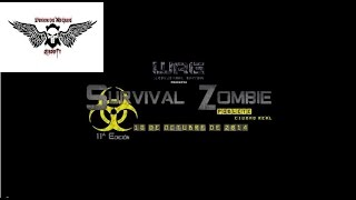 preview picture of video 'Survival Zombie Poblete'