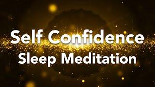 Geführte Schlafmeditation, Mut, Selbstvertrauen, Selbstachtung, innere Kraft vor dem Schlafengehen