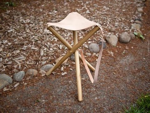 Stuhl selber bauen. Diy stuhl. Diy Klappstuhl.