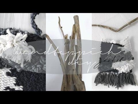 Wandteppich / Wall hanging DIY
