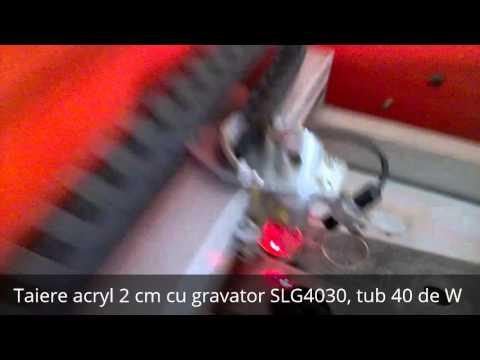 Taiere acryl 2cm
