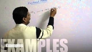 Easiest Method For Balancing Chemical Equation In Chemistry For IIT/Medical