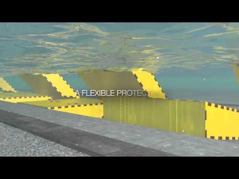 Meganisme om Venesië van 'n watergraf te red