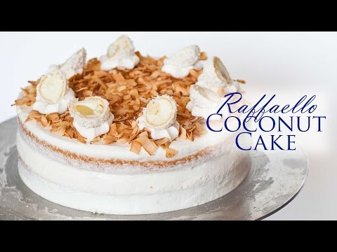 Video Raffaello Coconut Cake