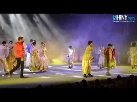 Shinymen.com - Bollywood Express Au Festival International De Carthage 2014 (видео)