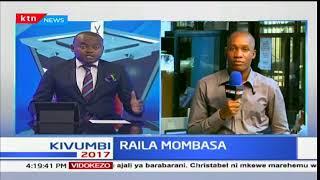 Raila Odinga aanza kampeni ya haki kaunti ya Mombasa: Mbiu ya KTN