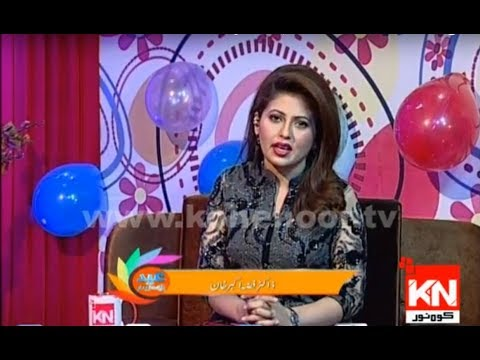Eid Bari Maz-e-Daar With Dr Fiza Akbar Khan 22 August 2018 | Kohenoor News Pakistan