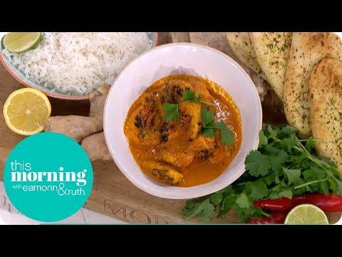 Phil Vickery's Original Chicken Tikka Masala | This Morning