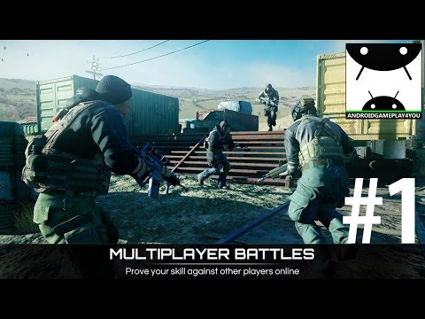 Afterpulse Android GamePlay #1 (By GAMEVIL Inc.)