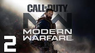 CALL OF DUTY MODERN WARFARE | Let's Play #2 [FR]