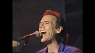 "John Hiatt, ""Child of the Wild Blue Yonder"" on Late Night, June 22, 1990"