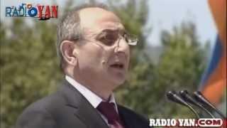 preview picture of video 'Nagorno Karabakh Republic message to Azerbaijan - 2012 Artsakh'