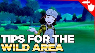 Explore the Wild Area RIGHT in Pokemon Sword and Shield
