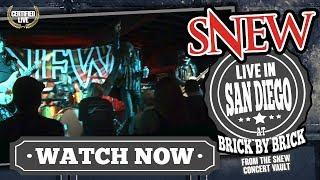 SNEW LIVE AT Brick By Brick Feb 8 2018