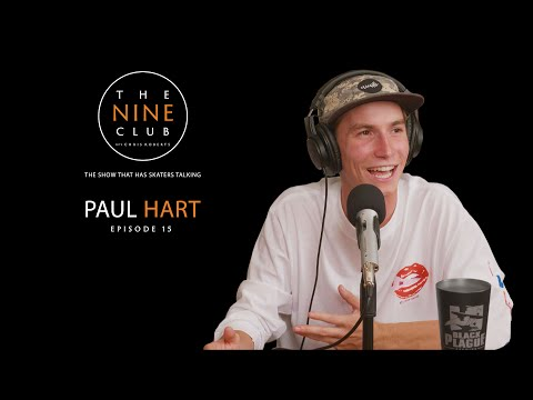 Paul Hart | The Nine Club With Chris Roberts - Episode 15