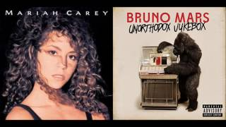 Mariah Carey/Bruno Mars - Someday/Treasure (mashup)