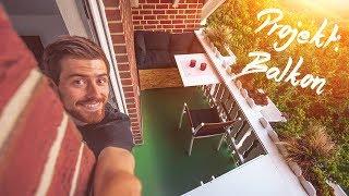 Projekt: Möbel für den Balkon bauen